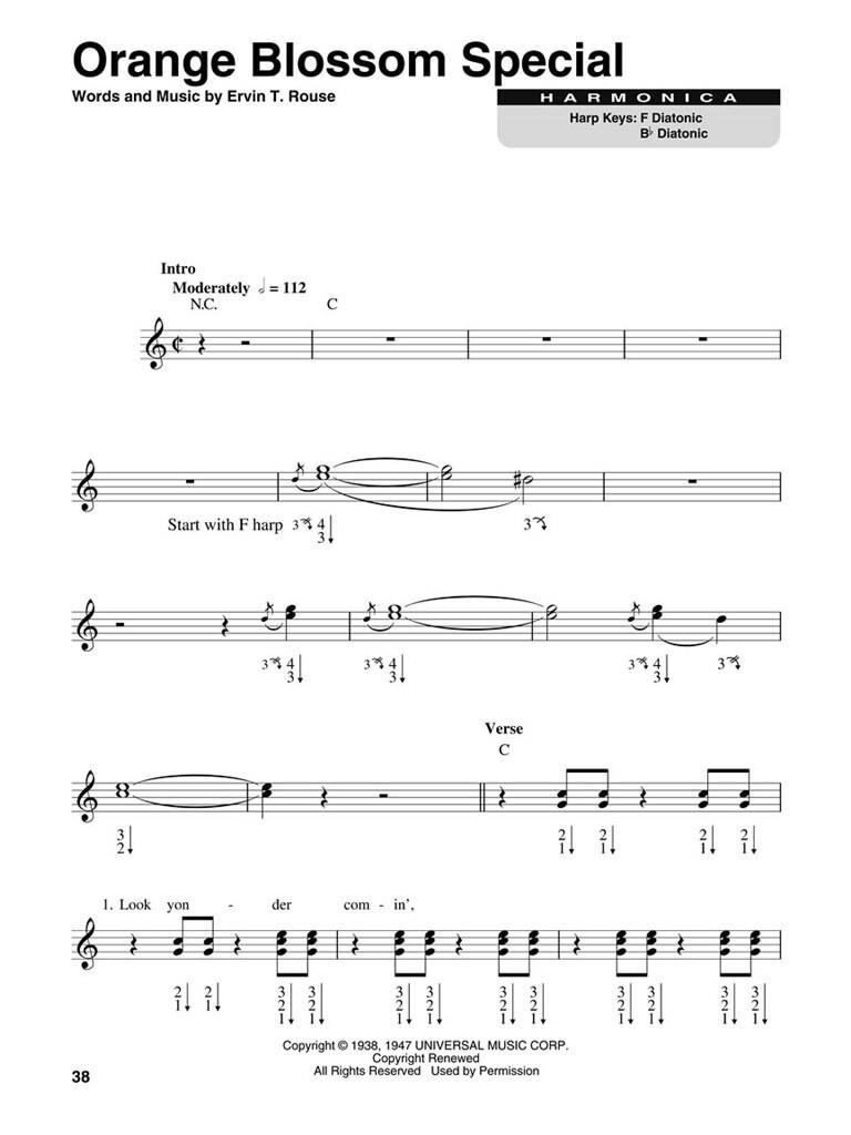 The Beatles Greatest Hits For Harmonica Harmonica Sheet Music Instrumental Album