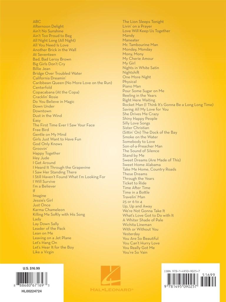 101 Popular Songs: Alto Saxophone | Musicroom com