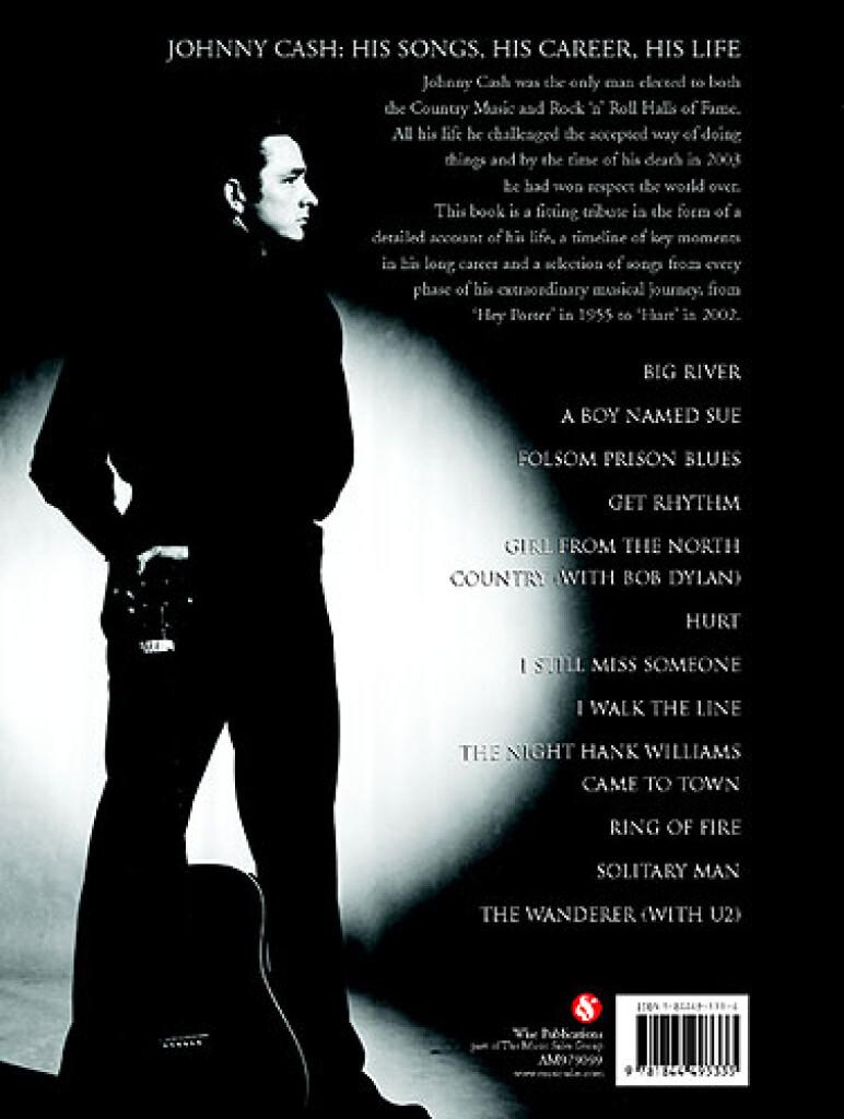 Johnny Cash Songbook Pdf