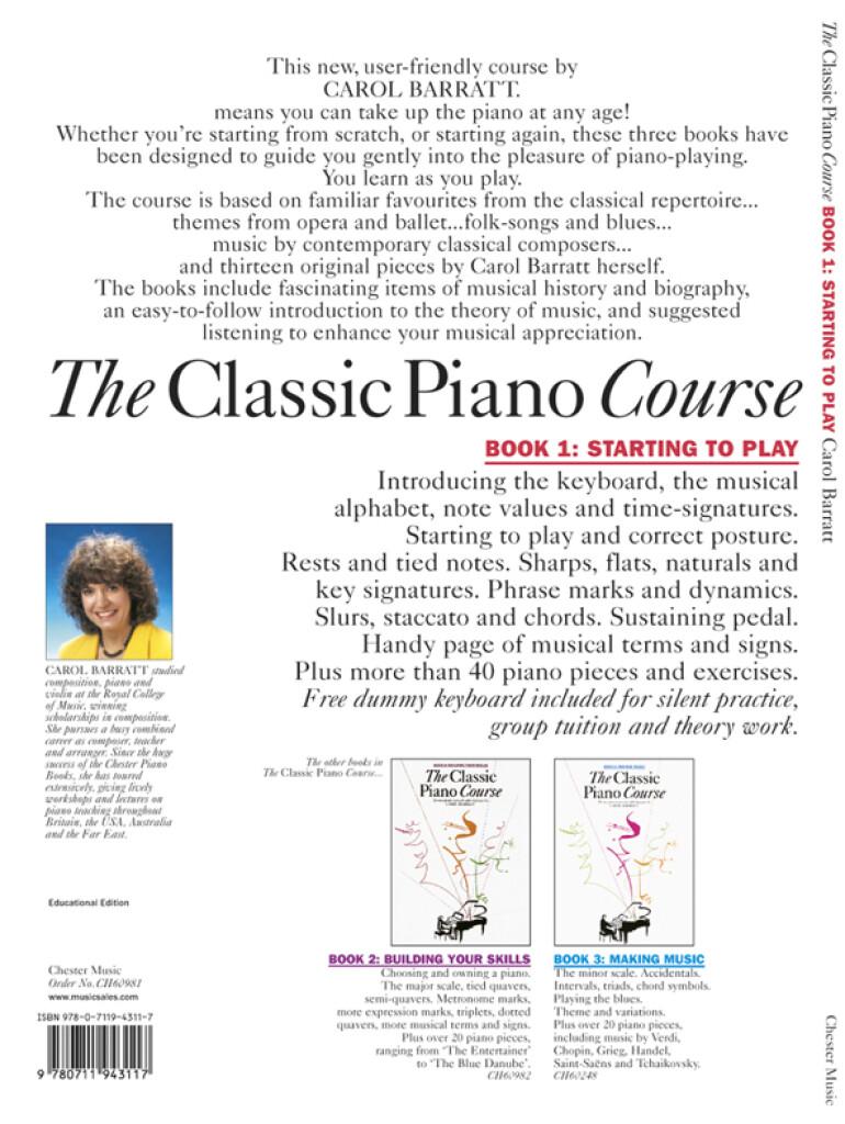 Piano Beginner Book
