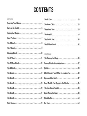 Chad Johnson: Ukulele For Kids Method and Songbook