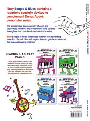 Denes Agay's Learning To Play Piano | Schools Music, Sheet Music