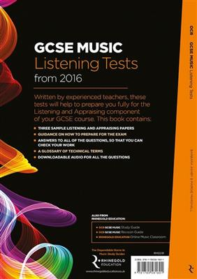 OCR GCSE Music Listening Tests