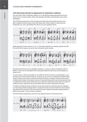 A Level Music Harmony Workbook 2