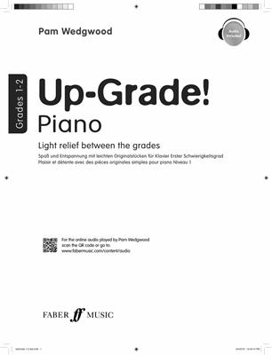 Pam Wedgwood: Up Grade Grade 1-2: Piano or Keyboard
