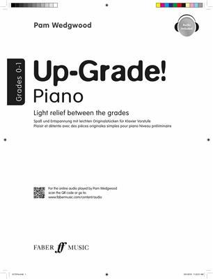Pam Wedgwood: Up Grade Grade 0-1: Piano or Keyboard