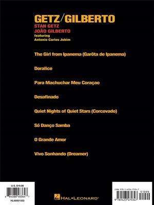Antonio Carlos Jobim: Getz - Gilberto: Jazz Ensemble | Musicroom com