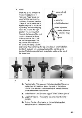 Produce commercial percussion instruments