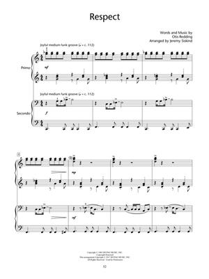 Pop Hits for Piano Duet - Popular Songs Series: Arr  (Jeremy