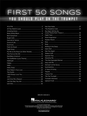 Trumpet Sheet Music & Songbooks | Musicroom com