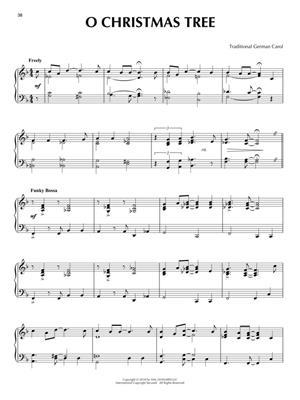 Piano Christmas Music.Christmas Carols All Jazzed Up Piano Musicroom Com