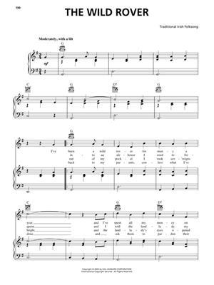The Big Book of Irish Songs: Piano, Vocal, Guitar | Musicroom com