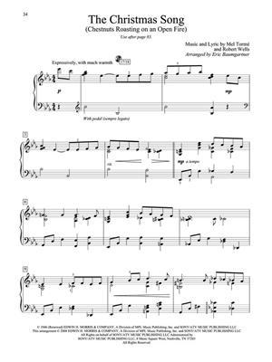 Rockin Around The Christmas Tree Piano Sheet Music.Christmas Piano Solos Fourth Grade Arr Eric Baumgartner
