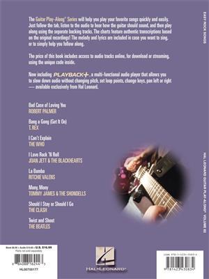 Easy Rock Songs: Guitar | Musicroom com