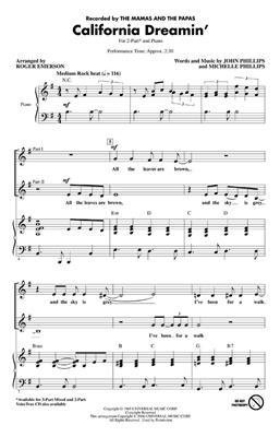 2 Part Choir Choral Sheet Music | Musicroom com