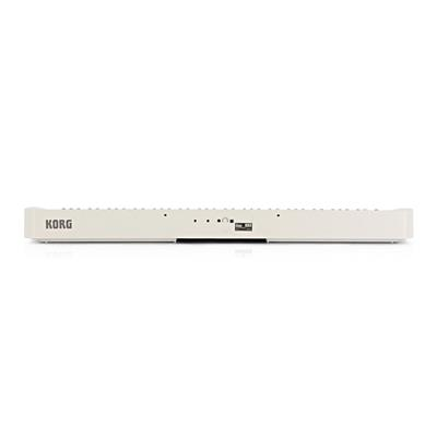 Korg: Korg B2 Digital Piano White W/ Music Rest & Pedal
