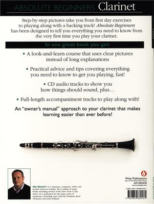 Absolute Beginners: Clarinet: Clarinet