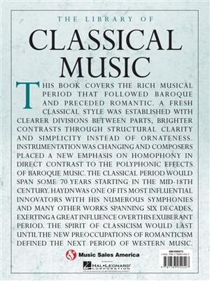The Library Of Classical Music: Piano