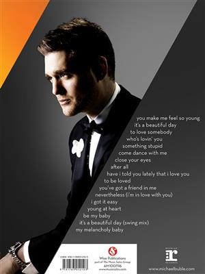 Michael Bublé: To Be Loved: Piano, Vocal and Guitar (songbooks)