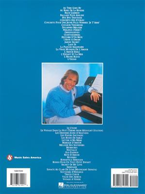 Richard Clayderman: The Piano Solos of Richard Clayderman: Anthology: Piano or Keyboard