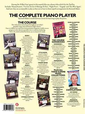 Bee Bee Gees: The Complete Piano Player: Bee Gees: Piano or Keyboard