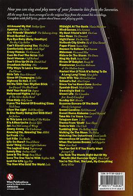 The Big Guitar Chord Songbook: More Seventies Hits: Guitar, Chords and Lyrics