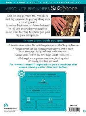 Saxophone Tuition & Methods | Musicroom com