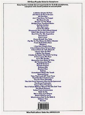 Saxophone Sheet Music & Songbooks | Musicroom com