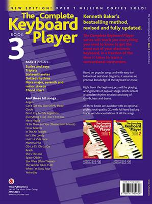 The Complete Keyboard Player: Book 3 (Revised Ed.): Piano or Keyboard