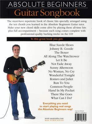Absolute Beginners Guitar Songbook: Arr  (Joe Bennett