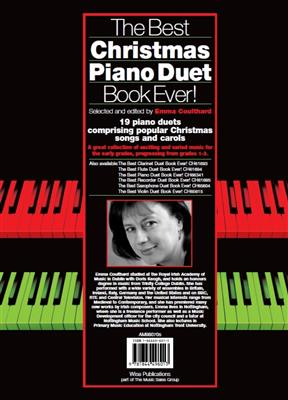 The Best Christmas Piano Duet Book Ever: Piano Ensemble