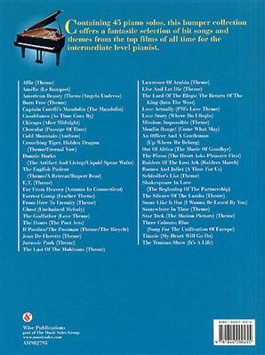 Great Piano Solos - Film Book: Piano or Keyboard
