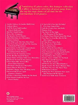 Great Piano Solos - The Show Book: Piano or Keyboard