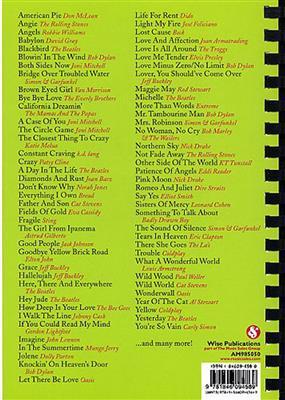 Pub Singalong Busker Book Guitar Keyboard Sheet Music Songbook 100 Songs New!
