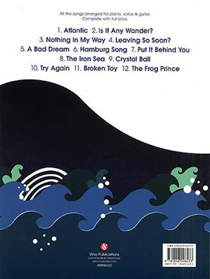 Keane: Under The Iron Sea: Piano, Vocal and Guitar (songbooks)