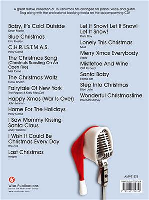 Derek Jones: Sing-Along Christmas Songs: Piano, Vocal and Guitar (songbooks)