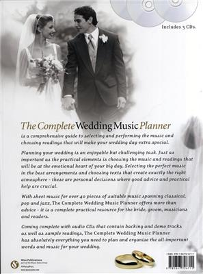 Paul Honey: The Complete Wedding Music Planner: Piano, Vocal and Guitar (songbooks)