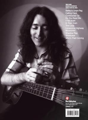Rory Gallagher: The Essential Rory Gallagher Volume 2: Melodyline, Lyrics and Chords