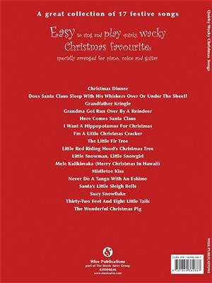 Quirky Wacky Christmas Songs: Piano, Vocal and Guitar (songbooks)
