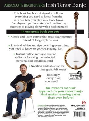 Absolute Beginners: Irish Tenor Banjo: Banjo or Mandolin