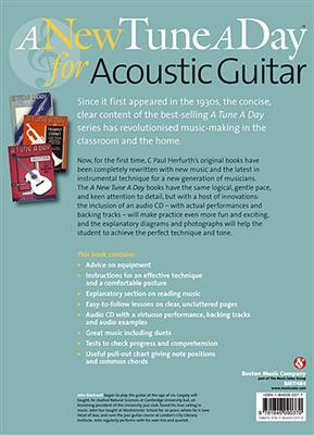 A New Tune A Day: Acoustic Guitar - Book 1: Guitar or Lute