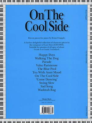 Brian Chapple: On The Cool Side (11 Pieces For Piano): Piano