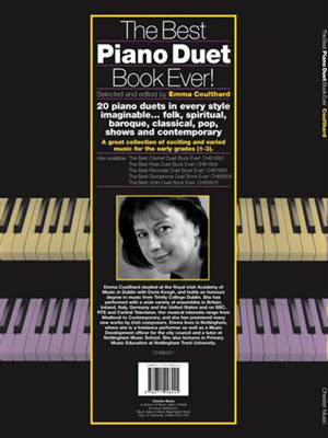 The Best Piano Duet Book Ever!: Piano or Keyboard