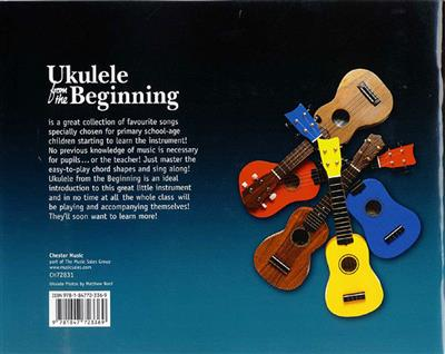 Ukulele From The Beginning (CD Edition): Ukulele