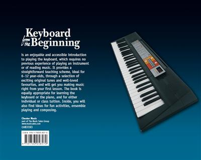 Christopher Hussey: Keyboard From The Beginning: Piano or Keyboard