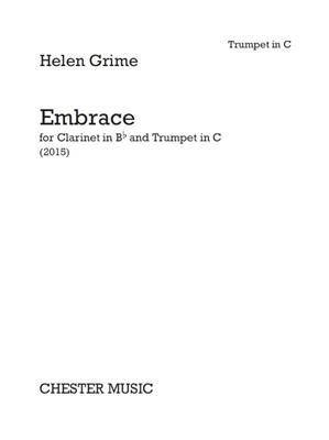 Helen Grime: Embrace: Clarinet