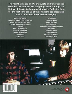 Vanda And Young: The Official Songbook: Melody, Lyrics & Chords