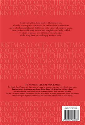 Christmas Voices: SATB