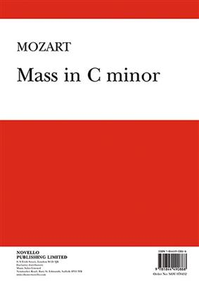 Wolfgang Amadeus Mozart: Mass In C Minor K.427/417a (2004 Edition)