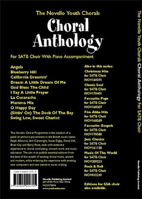 The Novello Youth Chorals Choral Anthology (SATB): Mixed Choir